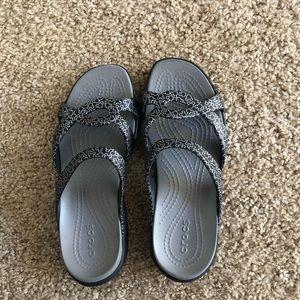 Disney's Mickey Mouse CROC'S sandals